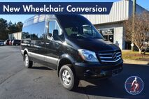 2018 Mercedes Sprinter 2500 New Wheelchair Conversion Conyers GA