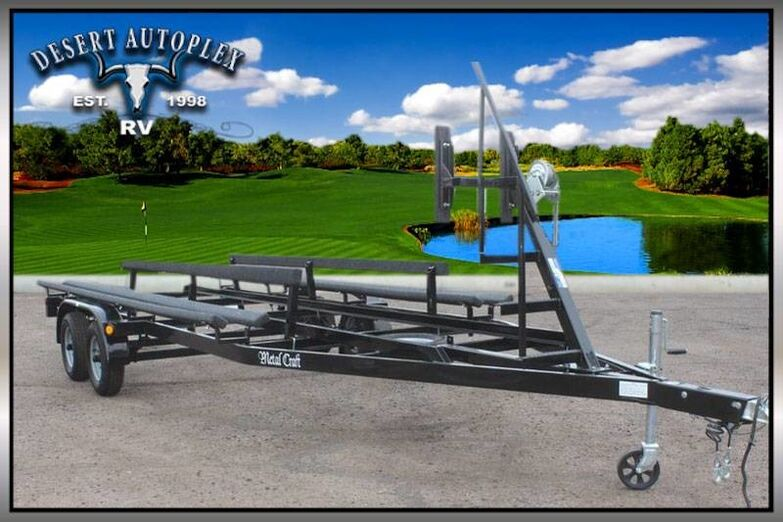2018 Metal Craft RFC 22 Pontoon/Tritoon  Mesa AZ