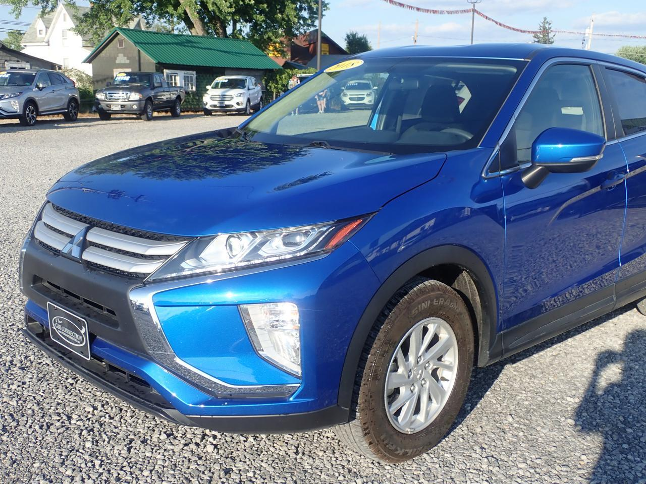 2018 Mitsubishi Eclipse Cross ES Cranberry PA