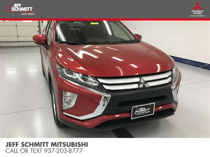 2018_Mitsubishi_Eclipse Cross_ES_ Dayton area OH