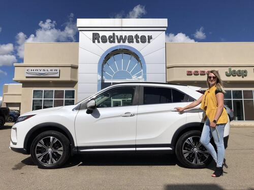 2018_Mitsubishi_Eclipse Cross_GT - All Wheel Drive - Low Kms_ Redwater AB