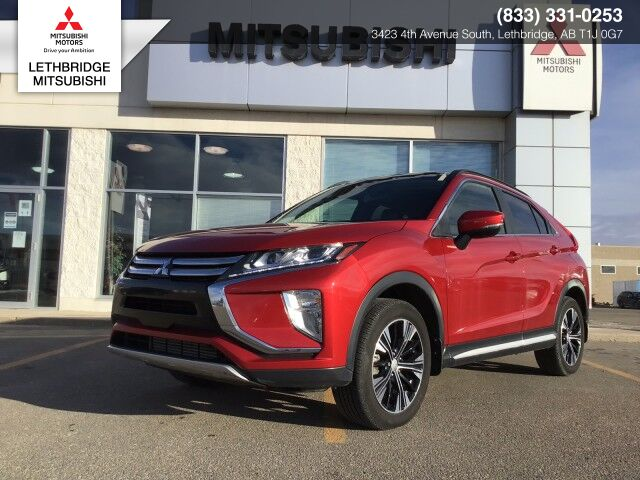 2018 Mitsubishi Eclipse Cross GT DIAMOND EDITION, ACCIDENT FREE, FULLY LOADED, RECONDITIONED AND FULLY INSPECTED, ONE OWNER ONLY! Lethbridge AB