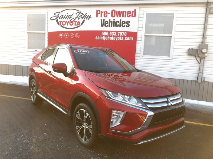 2018 Mitsubishi Eclipse Cross GT S-AWC Saint John NB