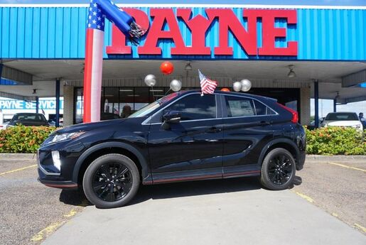 2018 Mitsubishi Eclipse Cross LE Brownsville TX