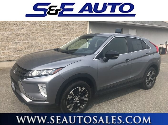 2018 Mitsubishi Eclipse Cross LE Weymouth MA