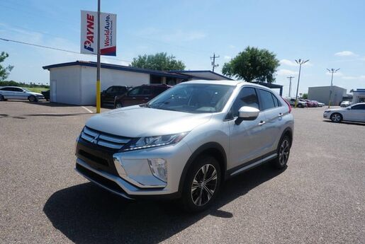 2018 Mitsubishi Eclipse Cross SE Mission TX