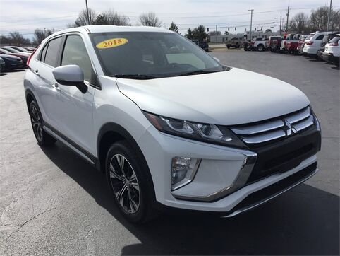 2018_Mitsubishi_Eclipse Cross_SE S-AWC_ Evansville IN