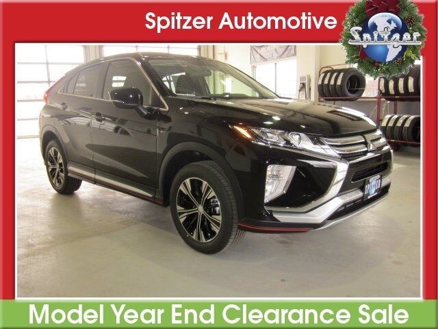 2018 Mitsubishi Eclipse Cross SE Sheffield OH