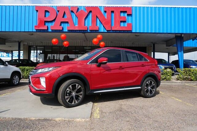 2018 Mitsubishi Eclipse Cross SEL Brownsville TX