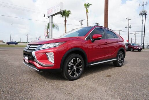 2018 Mitsubishi Eclipse Cross SEL Mission TX