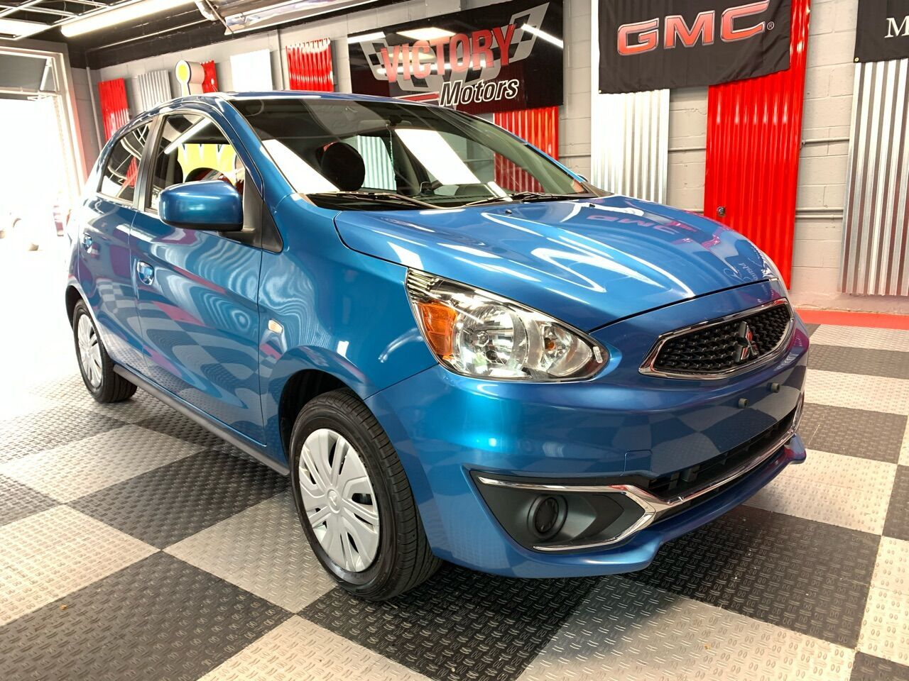 2018 Mitsubishi Mirage ES 4dr Hatchback CVT Royal Oak MI