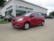2018_Mitsubishi_Mirage_ES CVT Back-Up Camera, Bluetooth Connection,Brake Assist,Engine Immobilizer_ Plano TX