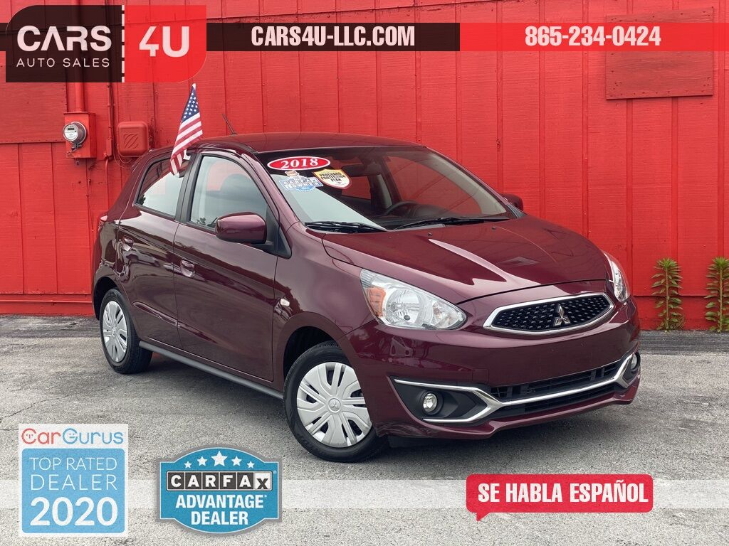2018 Mitsubishi Mirage ES Knoxville TN