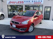 2018_Mitsubishi_Mirage_ES_ South Amboy NJ