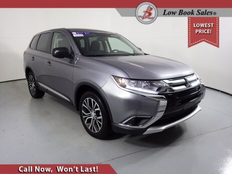 2018_Mitsubishi_OUTLANDER_ES_ Salt Lake City UT