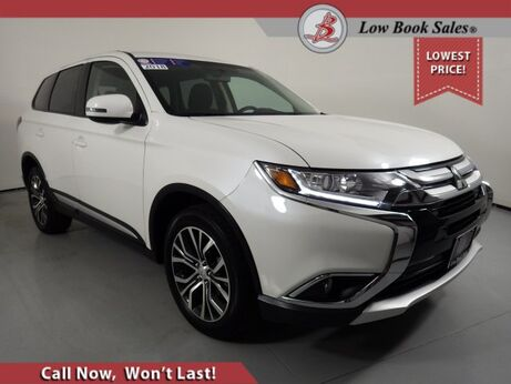 2018_Mitsubishi_OUTLANDER_SE_ Salt Lake City UT