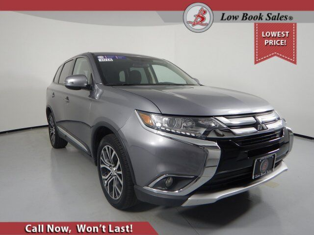 2018 Mitsubishi OUTLANDER SE Salt Lake City UT