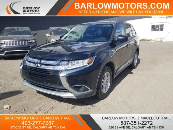 2018_Mitsubishi_Outlander_ES AWD EXCELLENT CONDITION_ Calgary AB