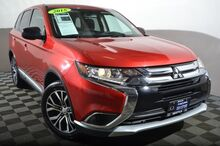 2018_Mitsubishi_Outlander_ES_ Seattle WA