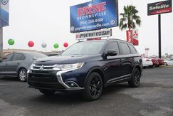 2018_Mitsubishi_Outlander_LE_ Brownsville TX