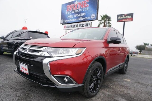 2018 Mitsubishi Outlander LE Brownsville TX