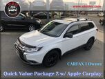 2018 Mitsubishi Outlander LE w/ Quick Value Package 2