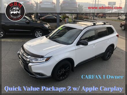2018_Mitsubishi_Outlander_LE w/ Quick Value Package 2_ Arlington VA