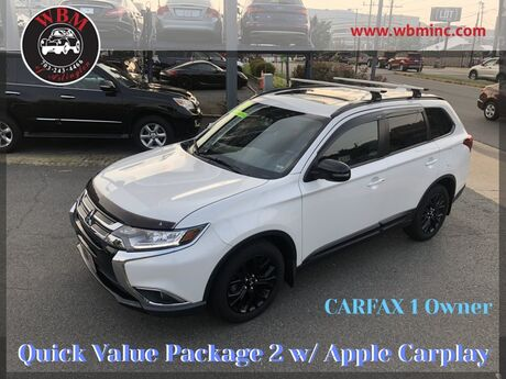 2018 Mitsubishi Outlander LE w/ Quick Value Package 2 Arlington VA