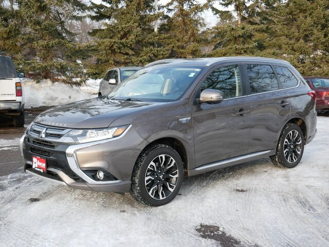 2018 Mitsubishi Outlander PHEV GT Inver Grove Heights MN