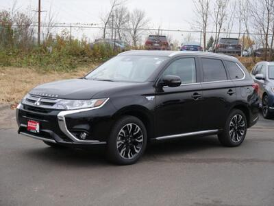 2018_Mitsubishi_Outlander PHEV_GT_ Inver Grove Heights MN