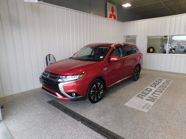 2018 Mitsubishi Outlander PHEV SE Touring Red Deer County AB