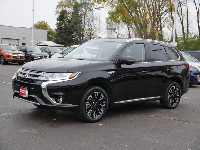 2018 Mitsubishi Outlander PHEV SEL Inver Grove Heights MN