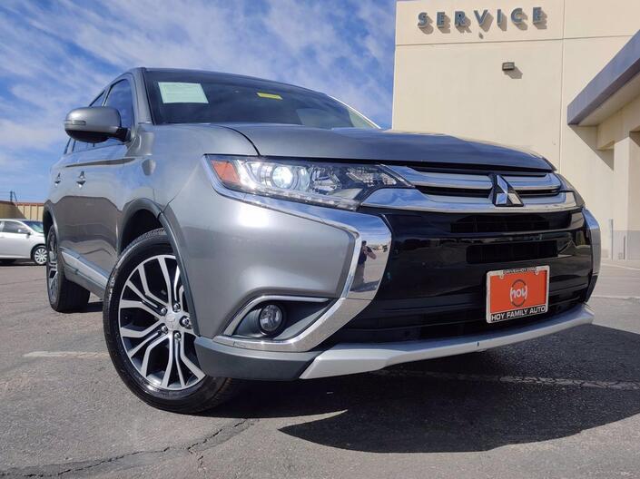 2018 Mitsubishi Outlander SE El Paso TX
