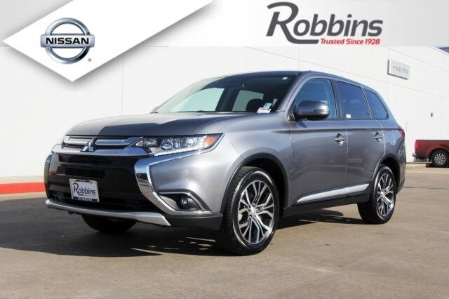 2018 Mitsubishi Outlander SE Houston TX