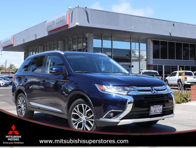 2018 Mitsubishi Outlander SEL Costa Mesa CA