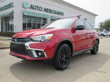 2018_Mitsubishi_Outlander Sport_2.0 ES CVT  SATELLITE RADIO, REAR PARKING AID, BACK UP CAMERA, BLUETOOTH_ Plano TX