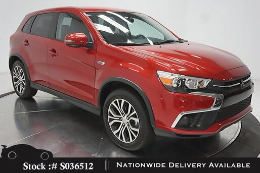 2018_Mitsubishi_Outlander Sport_ES BACK-UP CAMERA,18IN WHLS_ Plano TX