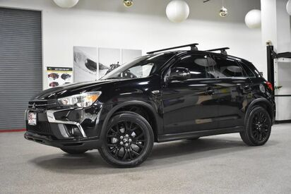 2018_Mitsubishi_Outlander Sport_LE 2.0_ Boston MA