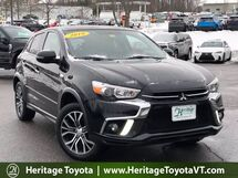 2018 Mitsubishi Outlander Sport SE 2.4 South Burlington VT