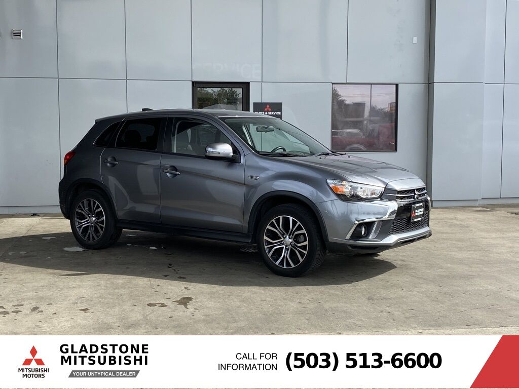 2018 Mitsubishi Outlander Sport SE Milwaukie OR