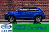 2018 Mitsubishi RVR AWD GT Leather Roof BCam