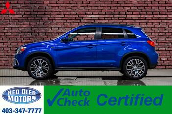 2018_Mitsubishi_RVR_AWD GT Leather Roof BCam_ Red Deer AB