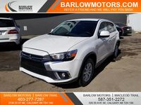 Mitsubishi RVR SE AWD BACK UP CAMERA WARRANTY 2018