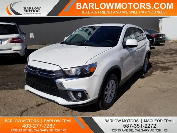 2018_Mitsubishi_RVR_SE AWD BACK UP CAMERA WARRANTY_ Calgary AB