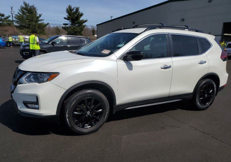 2018 NISSAN ROGUE S Columbus OH