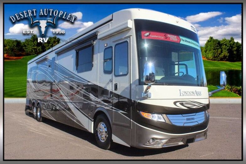 2018 Newmar London Aire 4531 Triple Slide Class A Diesel Pusher Mesa AZ