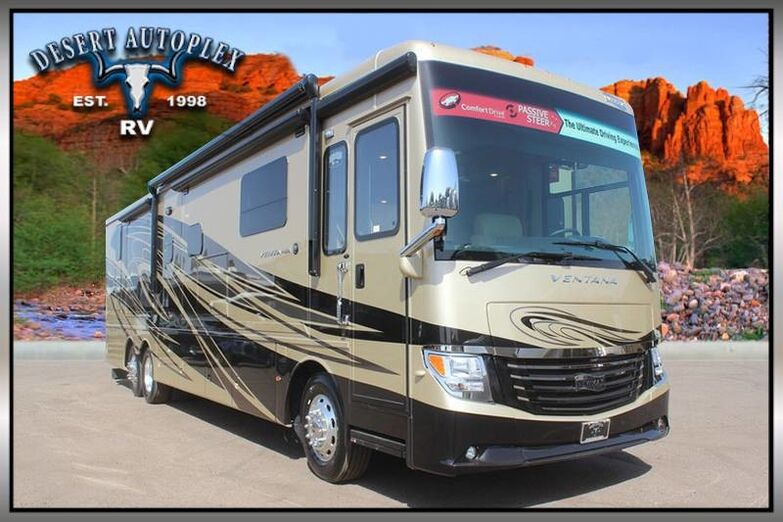 2018 Newmar Ventana 4037 Triple Slide Class A Diesel Pusher Mesa AZ