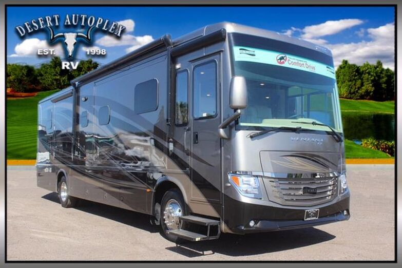 2018 Newmar Ventana LE 3709 Full-Wall Slide Class A Diesel Pusher Mesa AZ