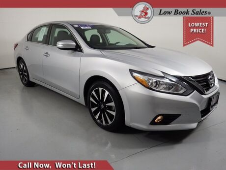 2018 Nissan ALTIMA 2.5 SL Salt Lake City UT