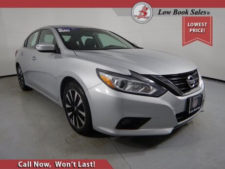 2018_Nissan_ALTIMA_2.5 SL_ Salt Lake City UT